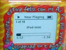 Ipod Blessing