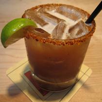 Aguas Frescas with Alcohol